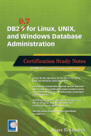 Db2 9 7 For Linux Unix And Windows Database Administration