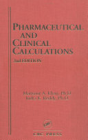 Pharmaceutical and Clinical Calculations, 2nd Edition