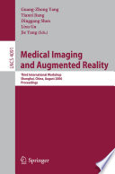 Medical Imaging And Augmented Reality Book PDF