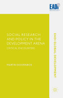Social Research and Policy in the Development Arena Book