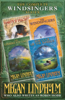 The Windsingers Series  The Complete 4 Book Collection  The Ki and Vandien Quartet