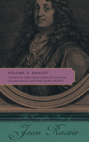 Pdf The Complete Plays of Jean Racine Telecharger