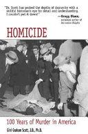 Homicide Book