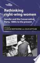 Rethinking Right Wing Women