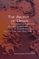 The Abject of Desire Pdf