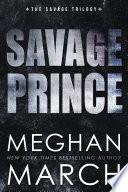 Savage Prince Book PDF