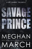 Savage Prince Pdf/ePub eBook