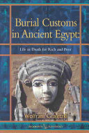 Cover of Burial Customs in Ancient Egypt