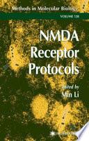 NMDA Receptor Protocols Book