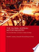 The Global Korean Motor Industry