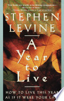 A Year To Live PDF