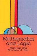 Mathematics and Logic