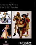Heritage Auctions Illustration Art Auction Catalog  7001