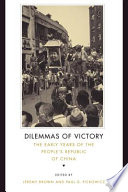 DILEMMAS OF VICTORY