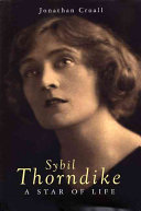 Sybil Thorndike Book