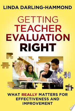 Download Getting Teacher Evaluation Right PDF
