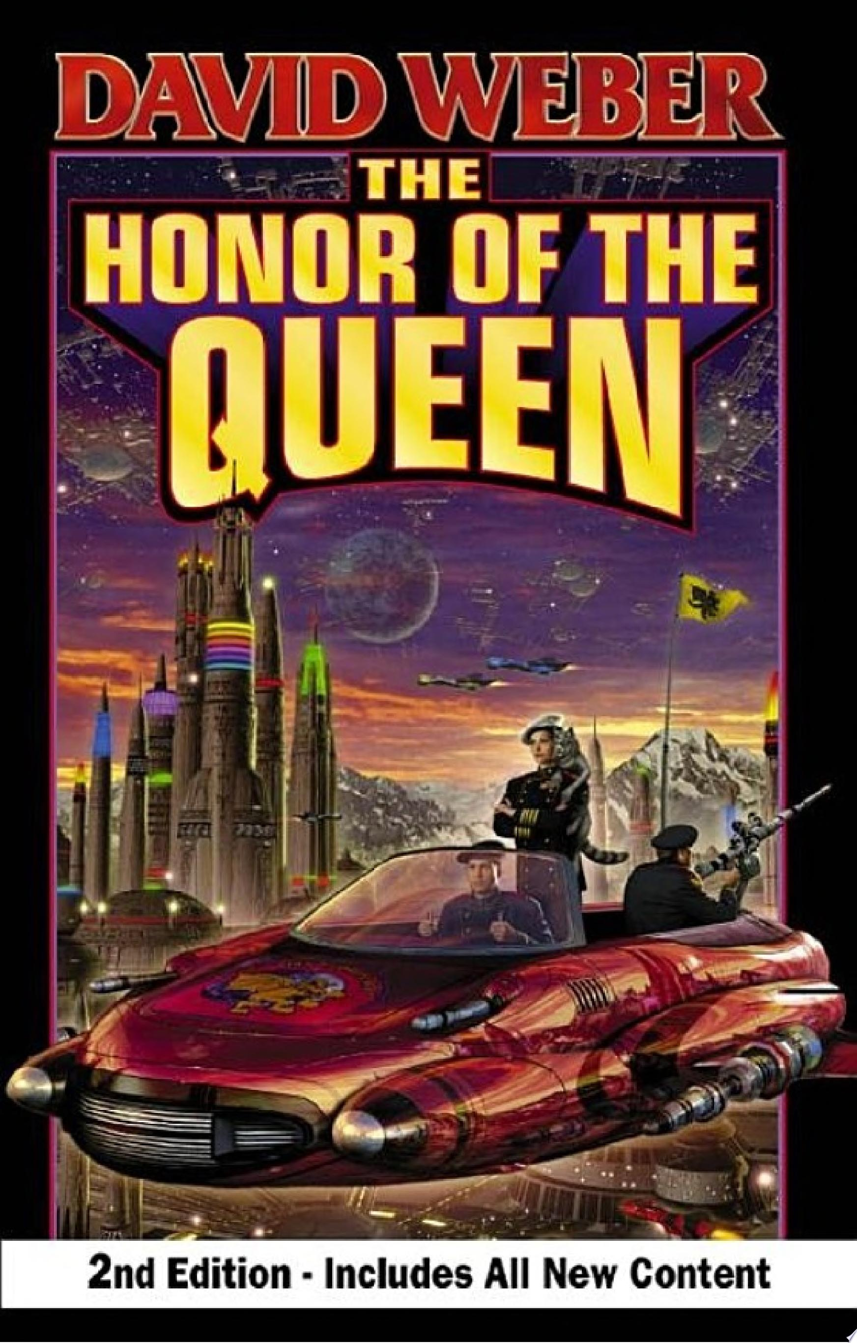 The Honor of the Queen  Second Edition