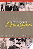 Mathematical Apocrypha Book PDF