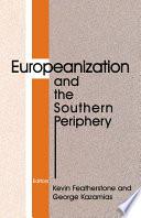 Europeanization and the Southern Periphery Pdf/ePub eBook
