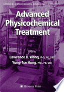 Advanced Physicochemical Treatment Technologies Book