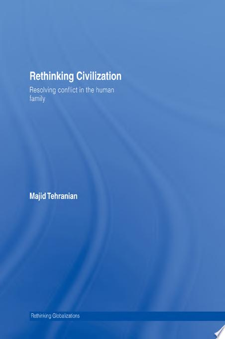 Rethinking Civilization