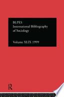 Ibss Sociology 1999