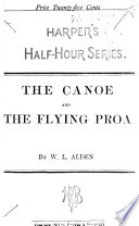 The Canoe and the Flying Proa
