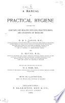 A Manual of Practical Hygiene Book
