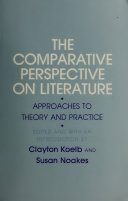 The Comparative Perspective on Literature