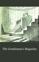 The Gentleman s Magazine  and Historical Chronicle  for the Year
