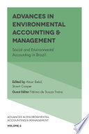 Advances in Environmental Accounting   Management