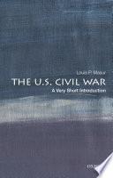 The U S  Civil War  A Very Short Introduction
