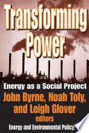 Transforming Power Book