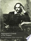 Shakespeare s Comedy of The Tempest Book