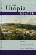 The Utopia Reader, Second Edition