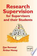 Research Supervision For Supervisors And Their Students 2nd Edition