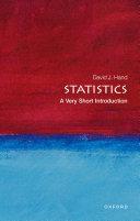 Statistics: A Very Short Introduction Pdf/ePub eBook
