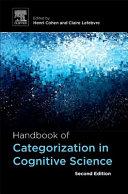 Handbook of Categorization in Cognitive Science