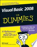 List of Dummies Visual Basic E-book