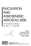 Nucleation And Atmospheric Aerosols 2000 Book PDF