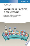 Vacuum in Particle Accelerators