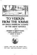 To Verdun from the Somme