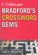 Collins Gem   Bradford s Crossword Gems