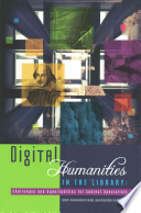 Digital Humanities in the Library