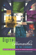 Book cover of Digital Humanities in the Library