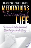 Meditations for a Surrendered Life