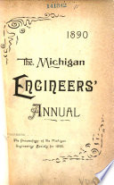 The Michigan Engineers  Annual Book