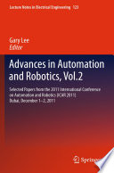 Advances in Automation and Robotics, Vol.2