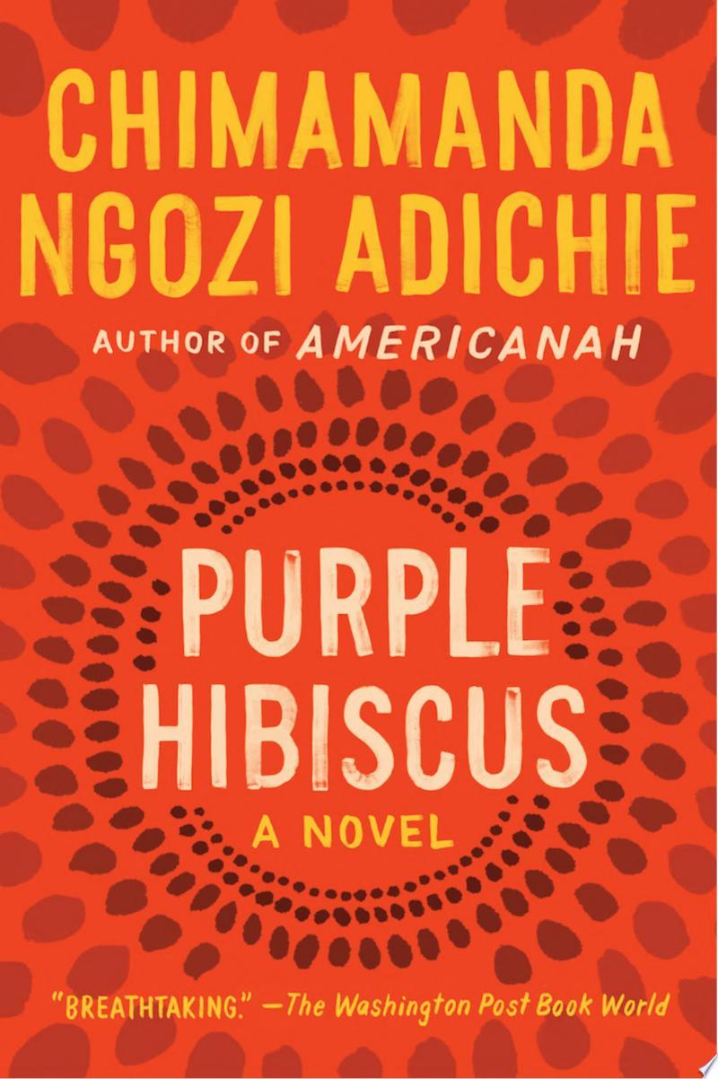 Purple Hibiscus image