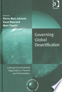 Governing Global Desertification
